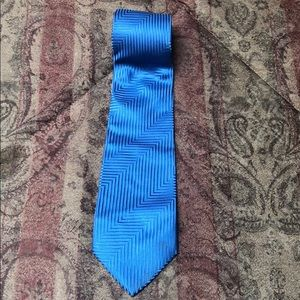 👑 Jones New York Blue Tie